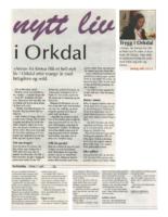 Nytt liv i Orkdal